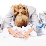 Как справиться со стрессом на работе — как быть