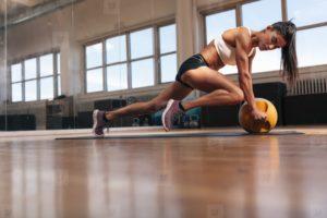 Интервальные тренировки для сжигания жира для женщин
