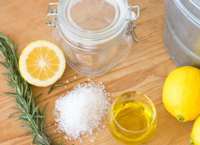 от целлюлита в домашних условиях - лимонный