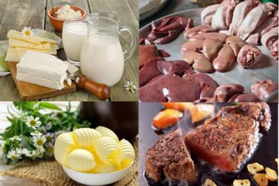 продукты понижающие уровень в крови - что нельзя