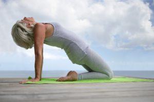 Упражнения при остеоартрозе тазобедренного сустава