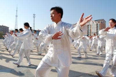 остеоартроз тазобедренного сустава - Тайцзицюань (тай-чи)