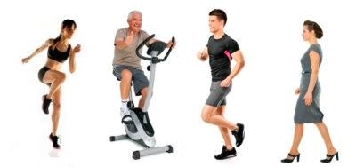 остеоартроз тазобедренного сустава - аэробные нагрузки