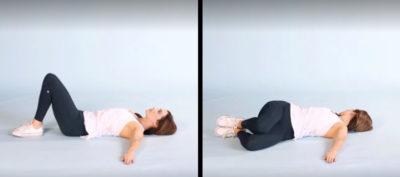 остеоартроз тазобедренного сустава - двойной поворот