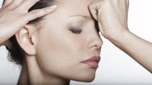 частые головные причины у женщин - гбн