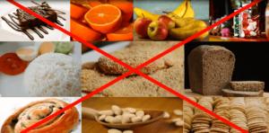 какие продукты нельзя на кето рационе