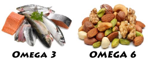 рыбий жир - соотношение в организме