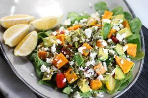 7 простых рецептов кето салатов с подробным КБЖУ