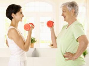 Лечение остеопороза у женщин - профилактика переломов