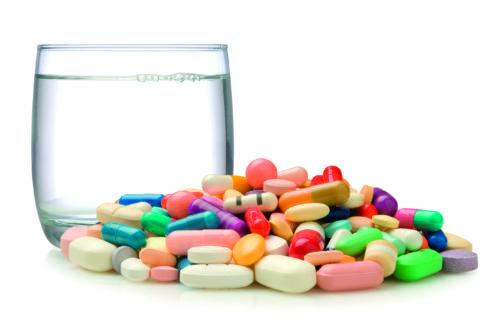 лечение предменструального синдрома - препараты