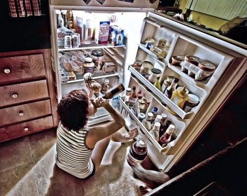интервальная (периодическая) схема питания для похудения - негативные последствия