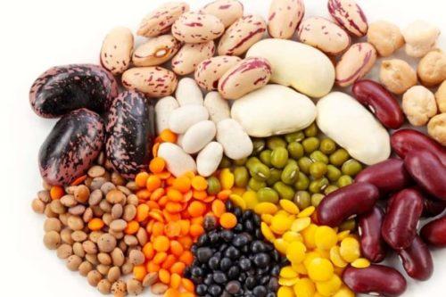 инсулинорезистентность питание и упражнение - фасоль и бобы