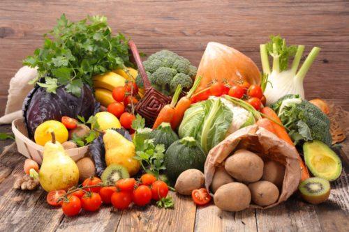инсулинорезистентность питание и упражнение овощи