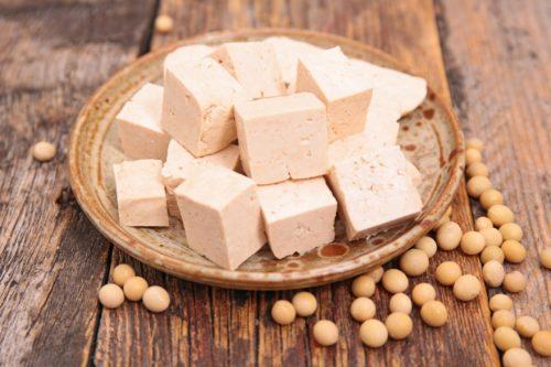 инсулинорезистентность питание и упражнение - соя тофу