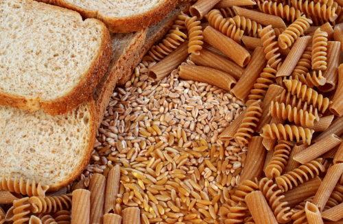инсулинорезистентность питание и упражнение - цельные зерна