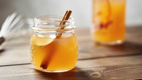 натуральный продукт приготовление энергетического напитка