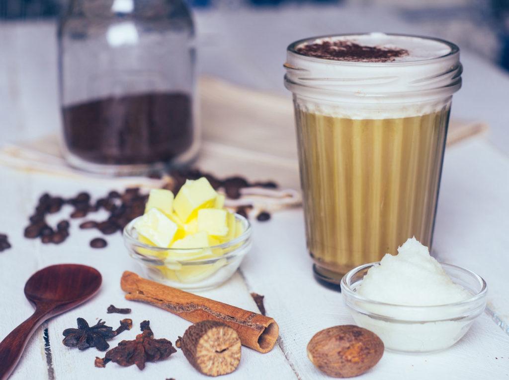 ингредиенты для кето бронебойного напитка