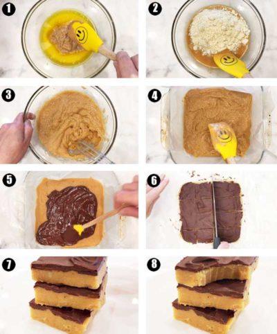 рецепт десерта для кето диеты с арахисом