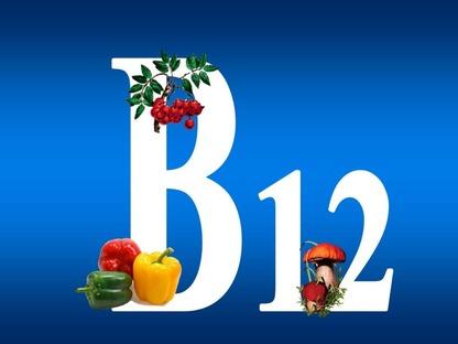 для вегетарианцев витамин В 12