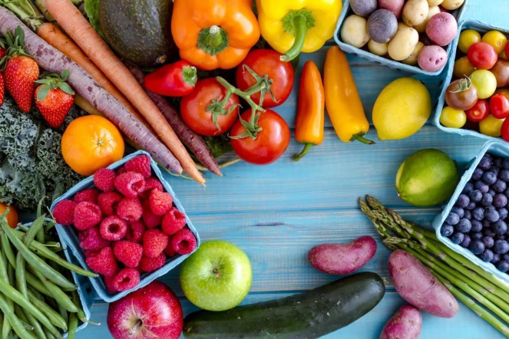 продукты которые можно есть веганам и вегетарианцам