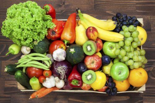 овощи и фрукты для профилактики эпидермофитии