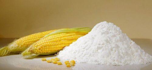 профилактическое средство эпидермофитии - кукурузный крахмал
