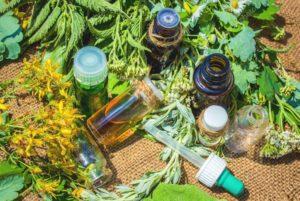 эффективно избавиться - полоскание травами