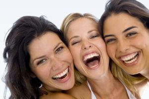 как смеяться чаще