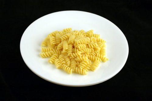 200 калорий макарон