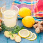 Напиток с имбирем и лимоном перед сном— польза, противопоказания